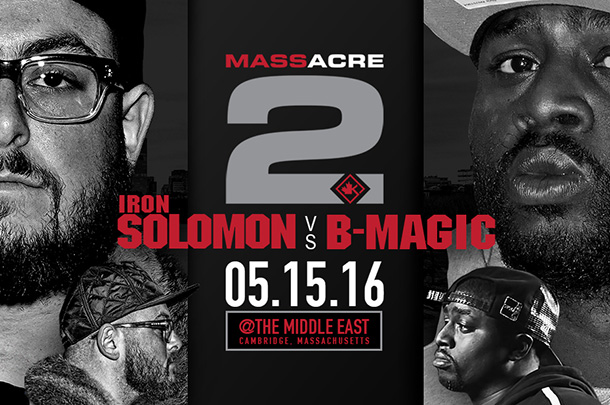 Iron-Solomon-vs.-B-Magic-flyer